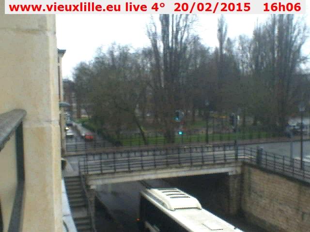 Webcam Lille momentanément indisponible